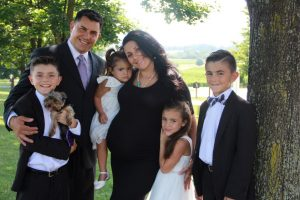 Maria and Family